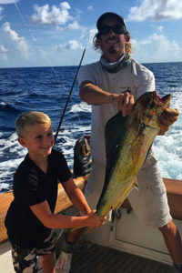 Beginner Mahi-Mahi Fishing